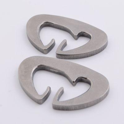 Dutch Clips Titanium Dutchware (pair)